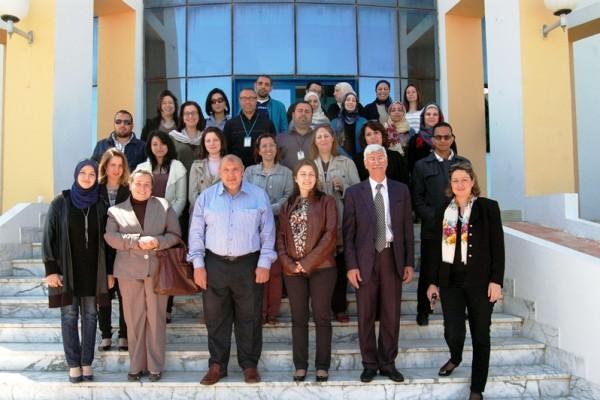 دورة تدريبية محلية في مجال ضمان الجودة في مخابر التحاليل النووية والإشعاعية